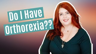 Is Orthorexia a Real Eating Disorder?.