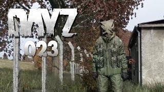 DAYZ #023 - Panik pur: Von Feinden eingekesselt [HD+] | Let