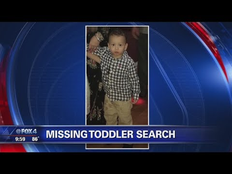 UPDATE Missing Denton 2-year-old Found Dead In Neighbor's SUV