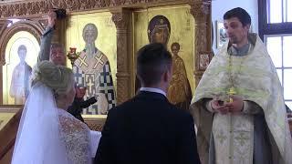 Поздравление на венчании