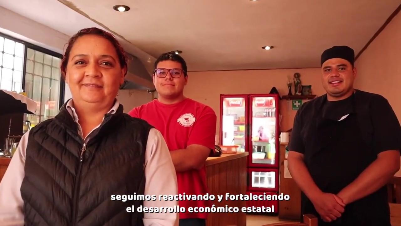 Juana Paredónbeneficiaria de Impulso Económico GTO | #UnidosSomosGrandeza