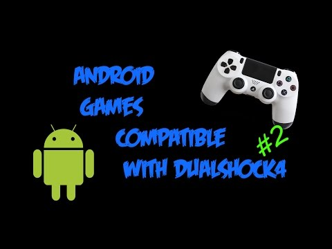 Android Games Compatible W/ DualShock 4 (PS4 Controller) #2