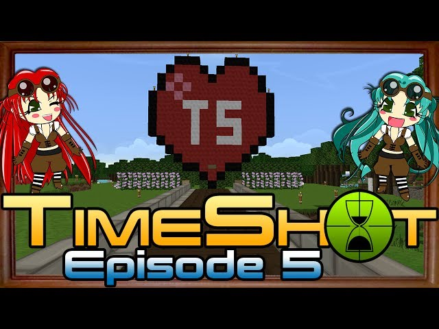 Timeshot SMP Ep. 5 || Valentines Day!