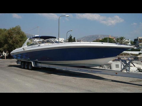 2004 Fountain 47 Lightning - EUR 160,000