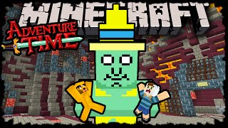 Minecraft: Adventure Time with Finn & Jake! Herobrine's Return Adventure Map Episode 5 Needy Giant