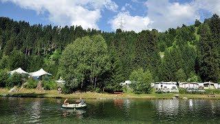 TCS Camping Disentis Graubünden