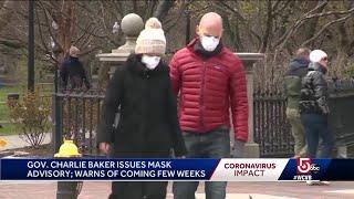 Gov. Baker issues advisory for…