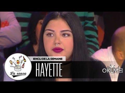 Youtube: HAYETTE – LA IENCLI DE LA SEMAINE – #LaSauce sur OKLM Radio 18/10/18