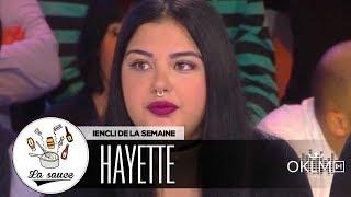 HAYETTE - LA IENCLI DE LA SEMAINE - #LaSauce sur OKLM Radio 18/10/18