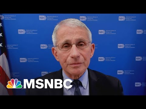 Dr. Fauci Calls New CDC Mask Guidelines A 'Step Toward Normality'