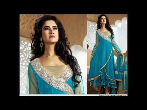 10 Dazzling Designer Salwar Kameez  designs!!!!!!