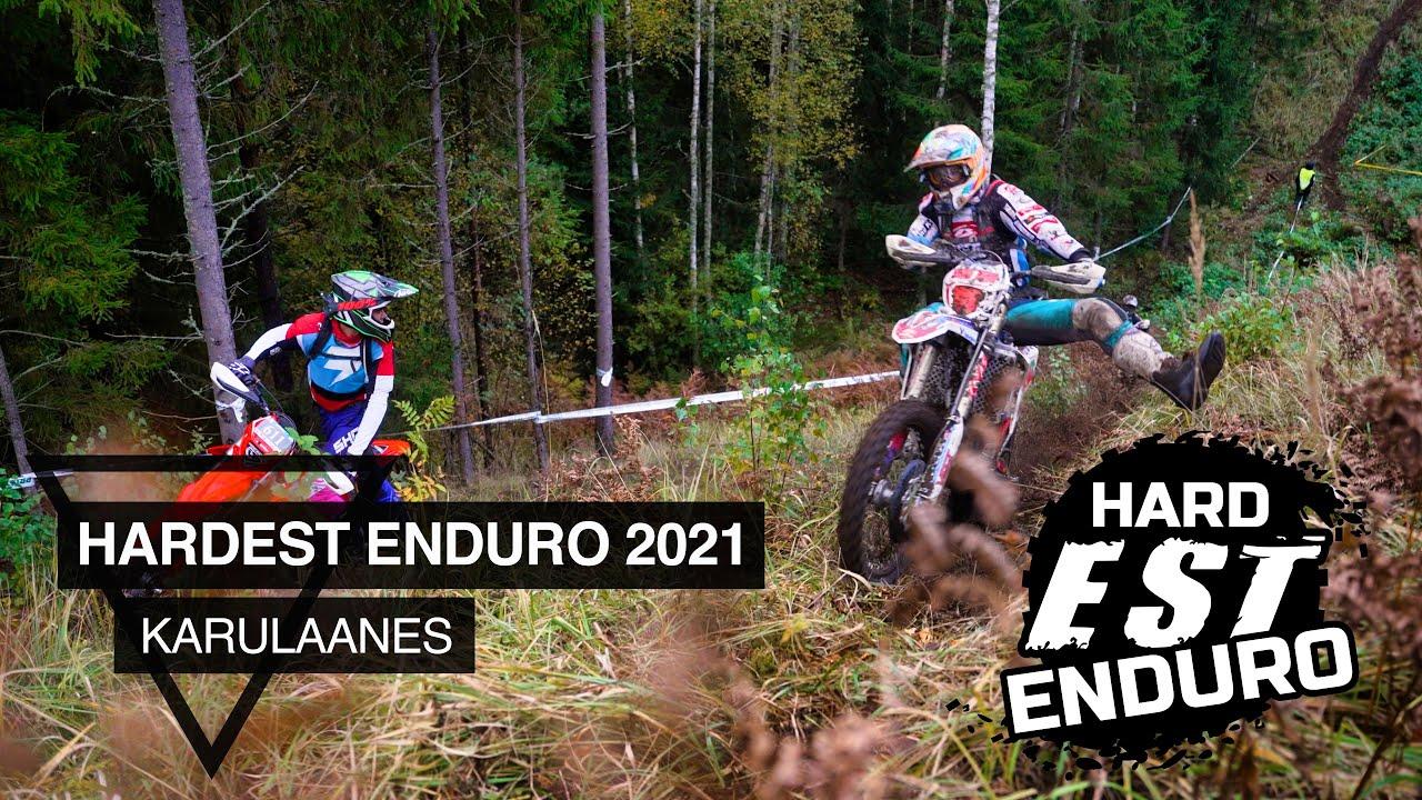 HardEST Enduro 2021: Karulaanes - Race edit