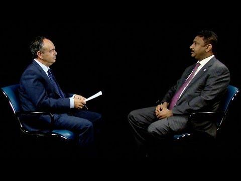 ITU INTERVIEWS GSR 18 TARIG HAMZA ZAIN EL ABDEIN CEO SUDATEL