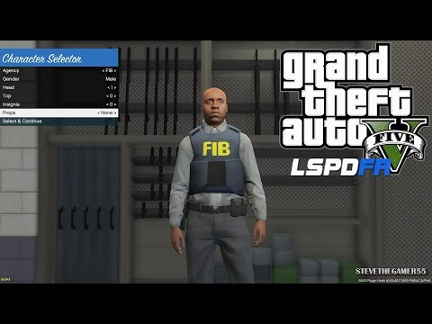 GTA 5 - LSPDFR - EPiSODE 19 - LET'S BE COPS - FBI/ FIB PATRO