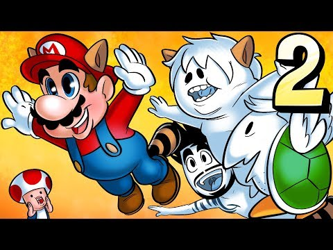 Oney Plays Super Mario Bros. 3 - Ep 2 - Give Me Your Energy!