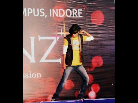 Kitna pyara wada hai vs smooth criminal mj dance in Acropolis technical campus indore