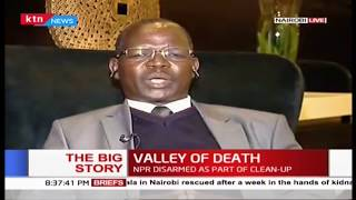 VALLEY OF DEATH: Uproar over disarmament exercise, leaders divided as banditry bites | #TheBigStory