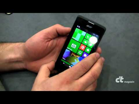Hands-on: Acers Windows Phone Plus für 89 Euro