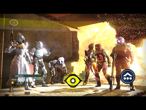 HE WOULD DO WHAT TO ERIS?! (Funny Destiny Trials!)