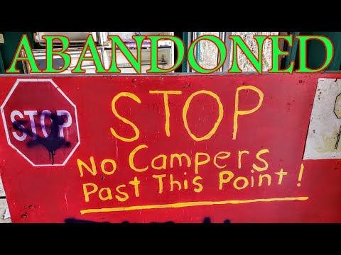 Abandoned YMCA Kids Camp