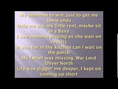 Ambition Wale/Meek Mill/Rick Ross  clean with lyrics