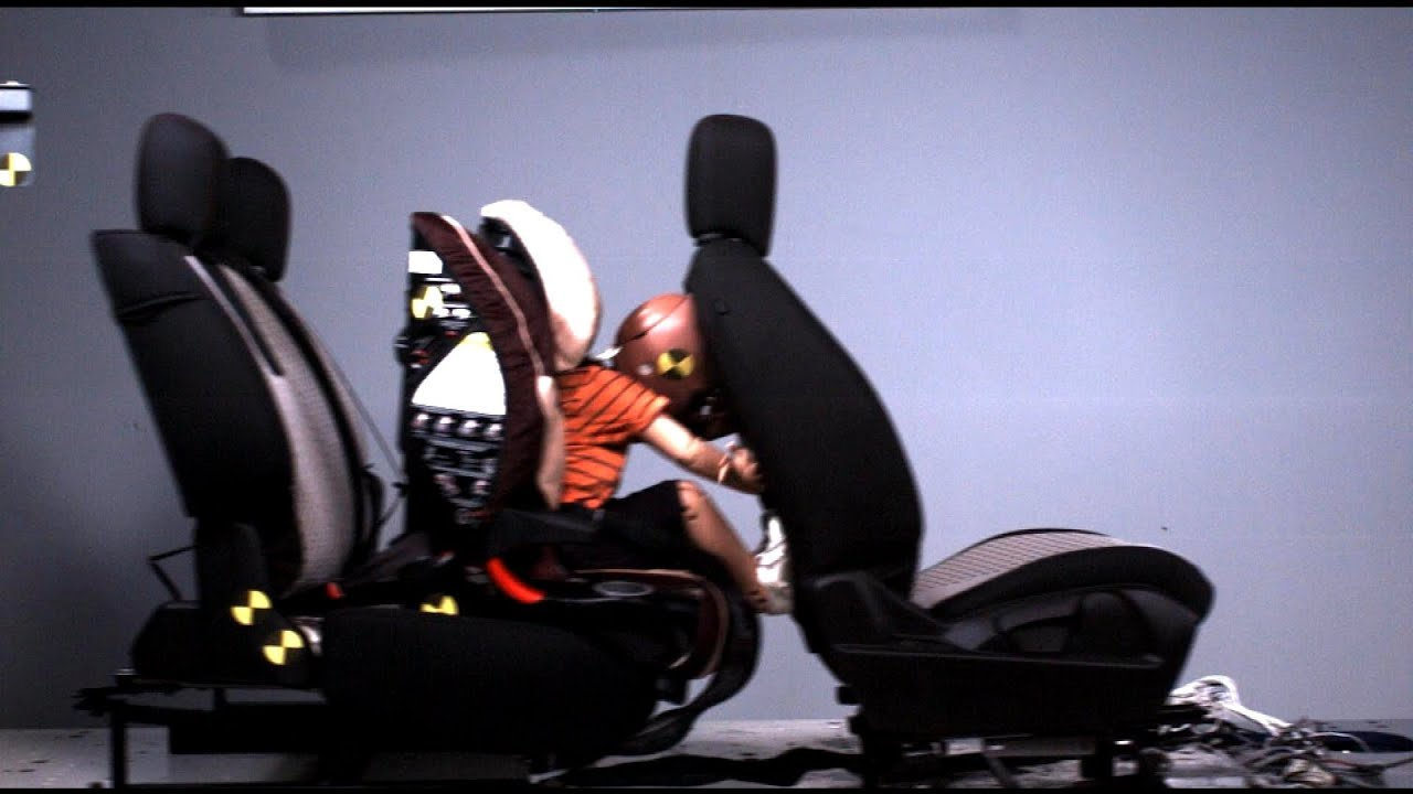 Safety Testing Car Seats