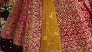 Exclusive Bridal lehngas at Raghav creation,  For order online wattsapp 9818468432.