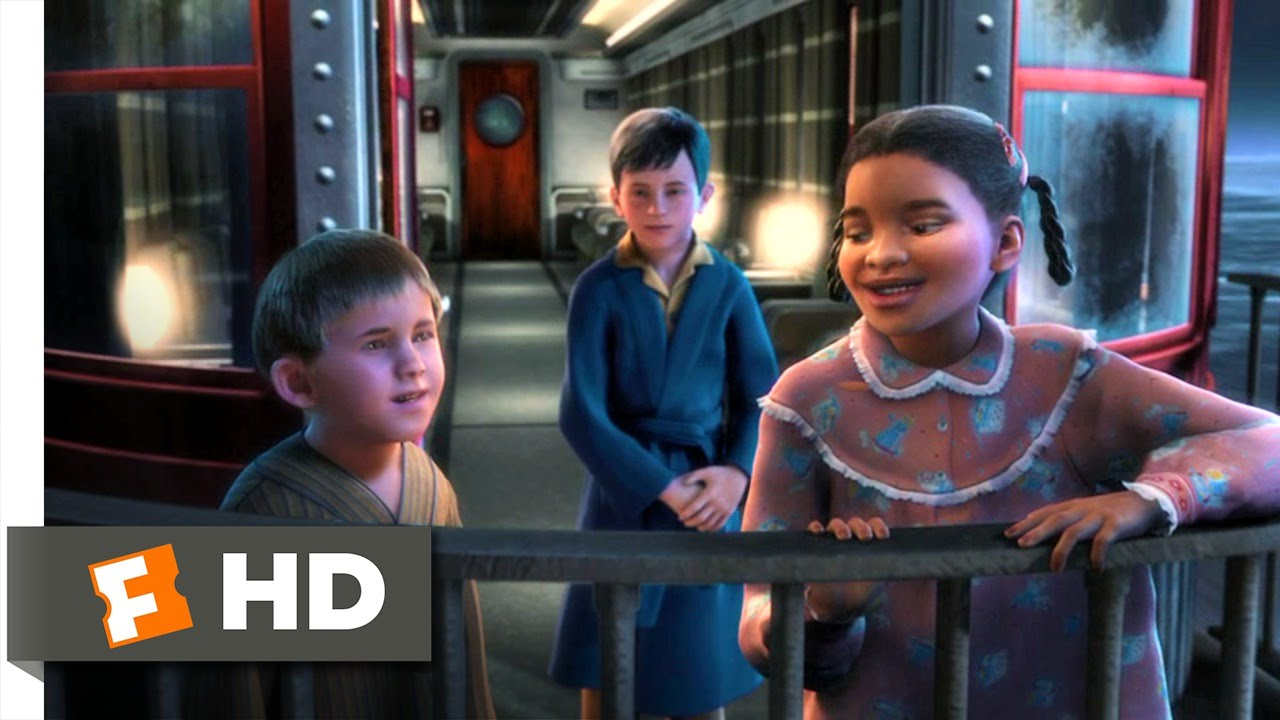 Christmas Train Cast.The Polar Express 2004 When Christmas Comes Scene 3 5 Movieclips