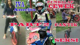 Gambar cover Cewek Cantik!!Setting  Motor Fiz R Road Race Part 2 Iva Amelia
