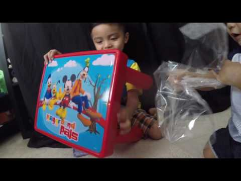 Mickey Mouse Clubhouse Cafe Table from TOYS R US - Adventures of J and j