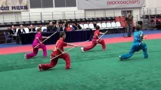 видео ушу в Москве для начинающих