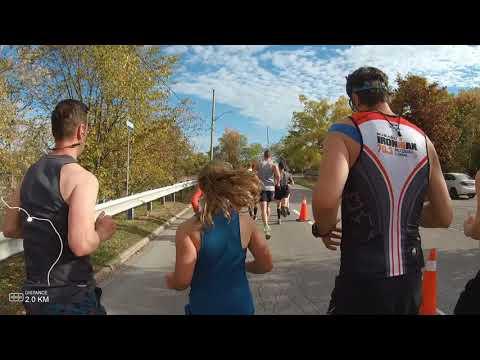 2019 Niagara Falls Half Marathon Full Run Treadmill Virtual Run 1440P