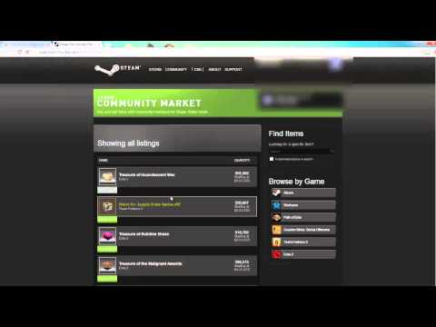 5d8c37ac3f How to AUTOBUY Steam Market Items! - YouTube
