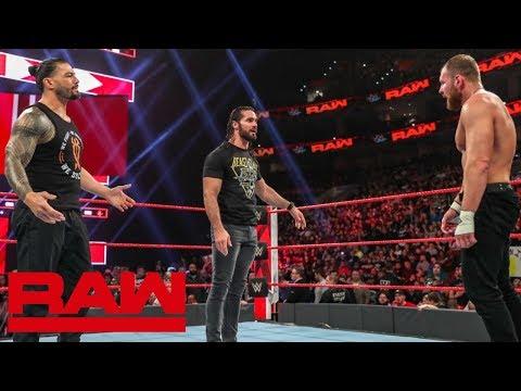 Résultats WWE RAW 4 Mars 2019: Que Fait Dean Ambrose?