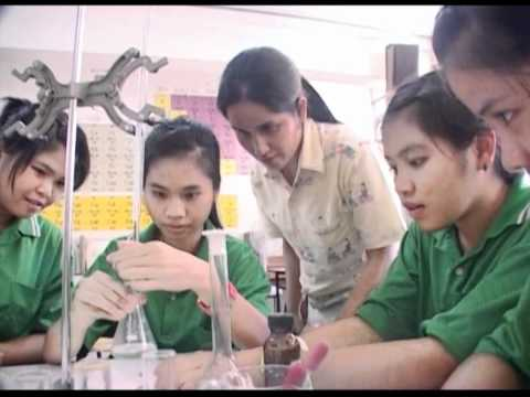Video Presentation - Ministry of Education - Thailand