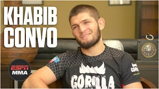 Khabib Nurmagomedov: Rivalry With Conor Mcgregor Will