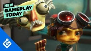 New Gameplay Today – Psychonauts 2