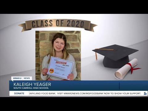 Senior Spotlight: Kaleigh Yeager of South Carroll High School