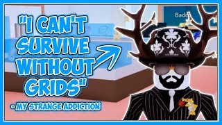 """""""I Can't Survive Without Grids"""" - Asimo3089's Story (ROBLOX) 