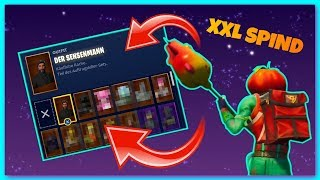 😍 MY XXL SPIND (€1,000) | Skins, pickaxes, dances, etc. in FORTNITE BATTLE ROYAL😍
