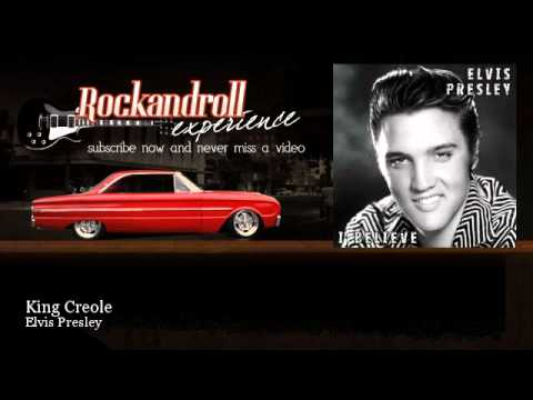 Elvis Presley - King Creole - Rock N Roll Experience