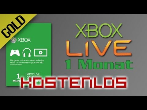 [Tutorial] Kostenlose Xbox Live Gold Accounts! *2014* (HD)