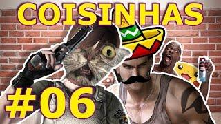 #06 Dublando Coisinhas - SUVACO EM HD! - Resident Evil 0 HD Remaster