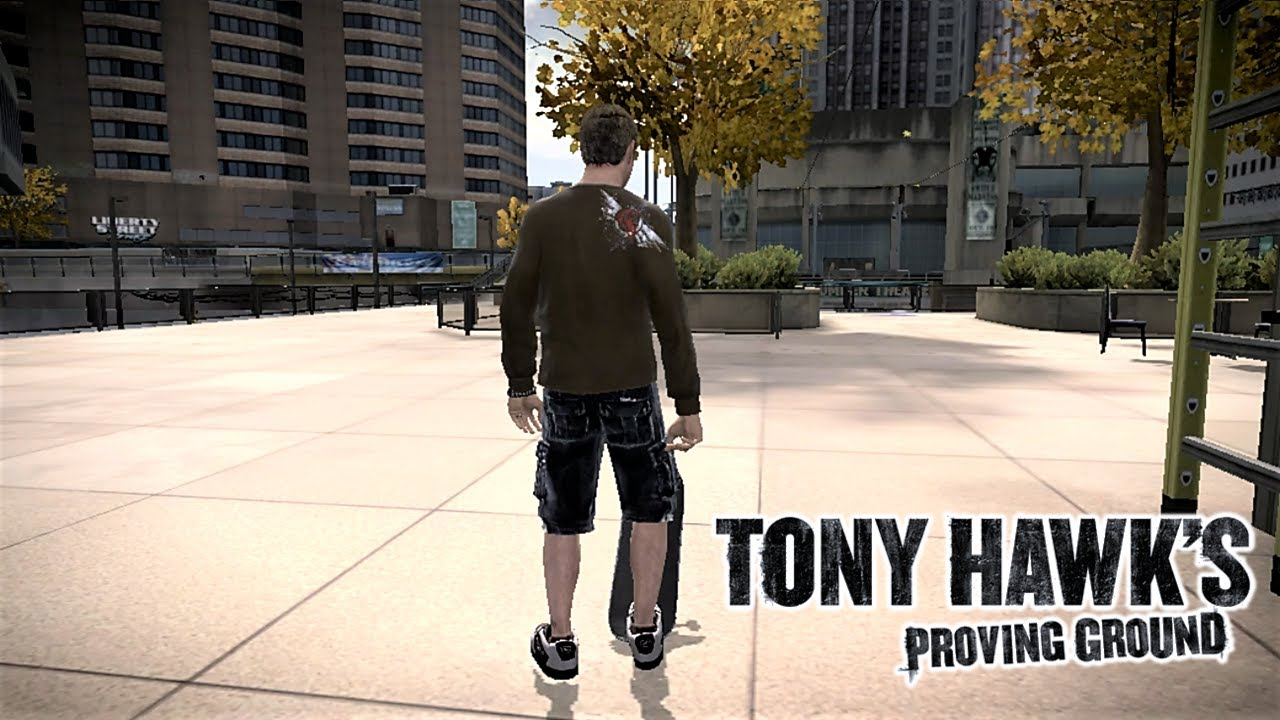 Tony Hawk's Proving Ground - Arcade Machines on SICK: Downtown Baltimore