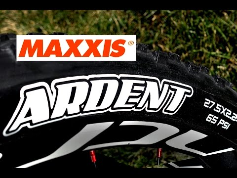 Maxxis ARDENT 27.5 And 29er 2.25 And 2.4 - TR Vs Non-TR - Measured, Compared