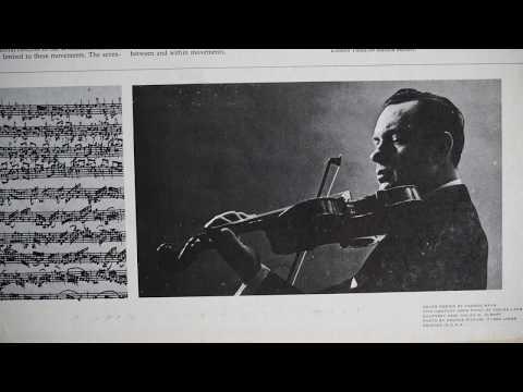 Bach   Arthur Grumiaux – Complete Sonatas And Partitas For Solo Violin