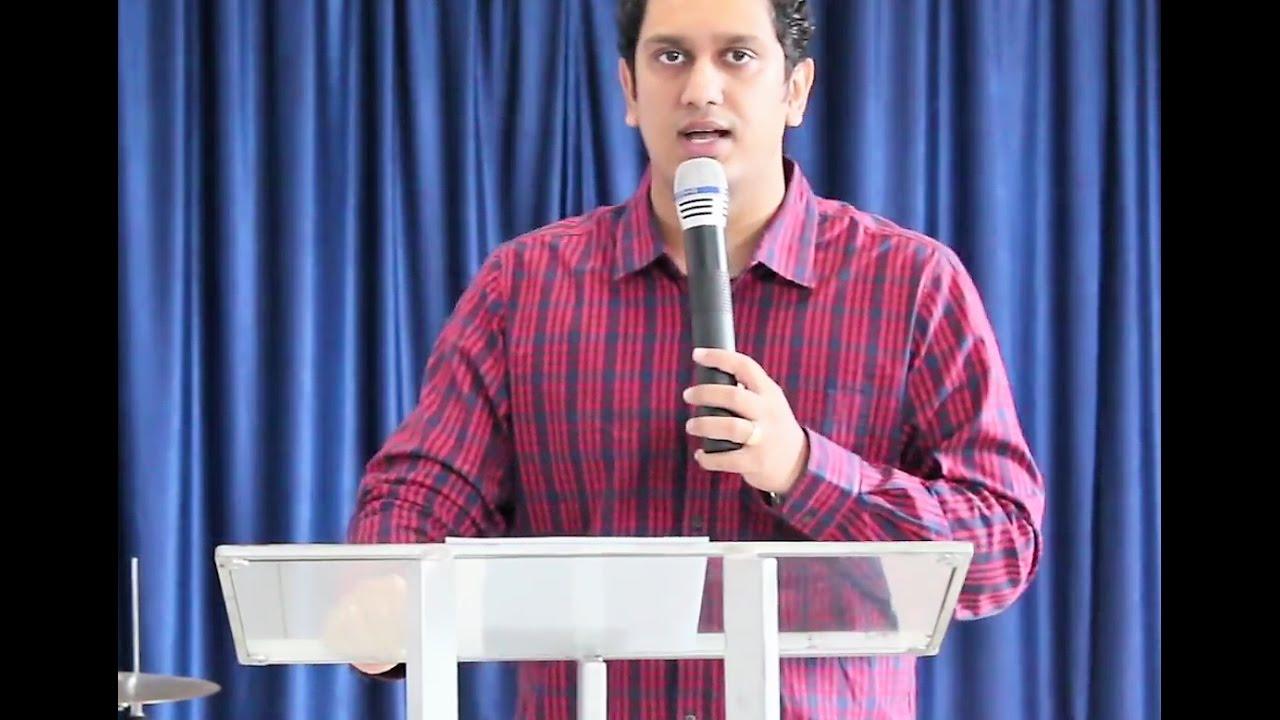 Testimony / The Theology of Worship - Sheldon Bangera