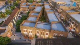 في سيتي سكيب ٢٠١٦.. سوق شعبي جديد في أبوظبي