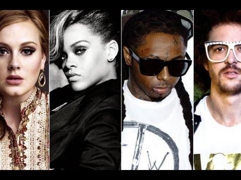2012 Billboard Award Winners: Justin Bieber, Katy Perry, LMFAO Lead! (Televised Awards)