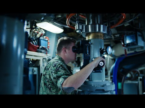 Life At Sea: Navy Submarine
